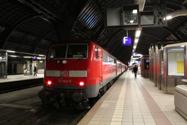 111er ex-Bayerin in Karlsruhe