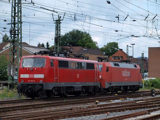111er in Bebra