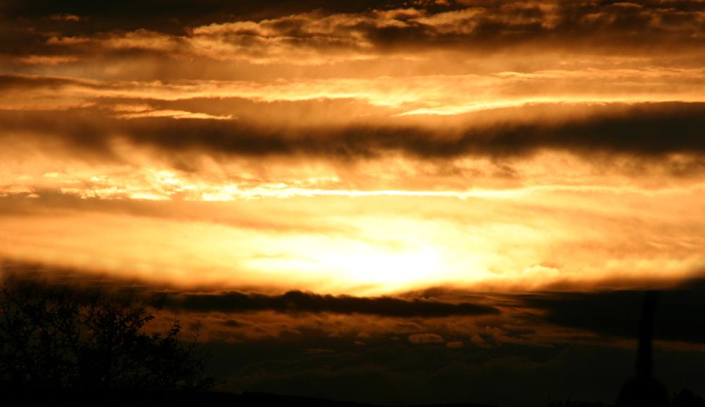 112 Der Himmel brennt ....