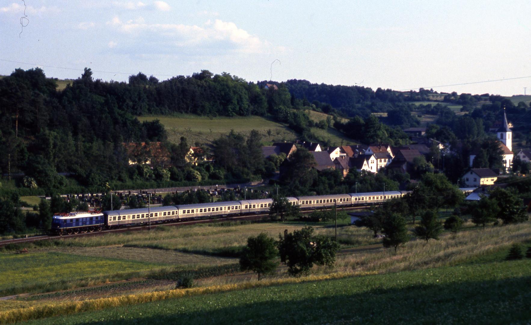 118 047 bei Auerbach/Baden am 17 Juni 1988
