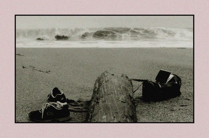 11.9.2001 / The Ocean and My Poems Book