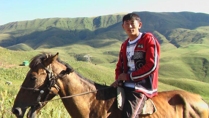 11portrait du Kirghizistan