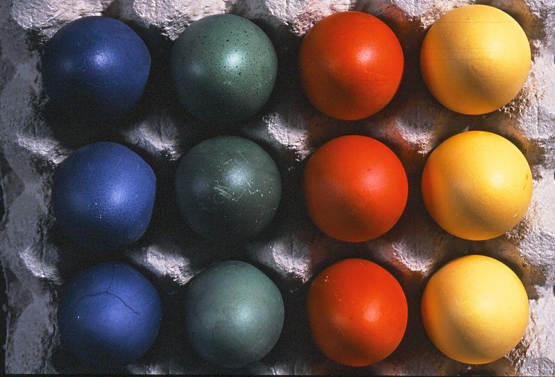 12 Eier
