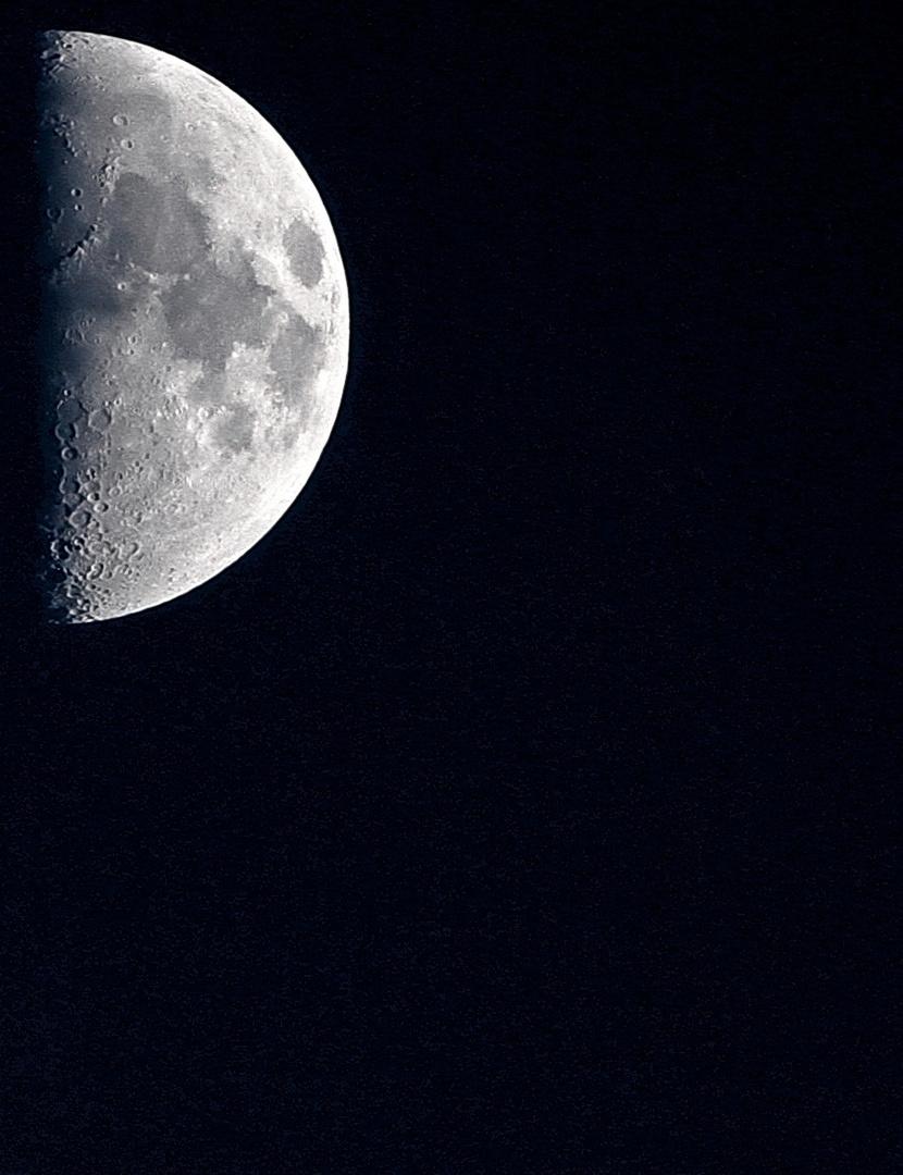 1/2 Mond