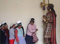 12 PERU-KALENDER -FOTOS Inkafuerst Peru MTF Ü2111K