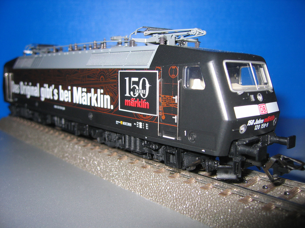 120 159-9 DAS ORIGINAL von Märklin