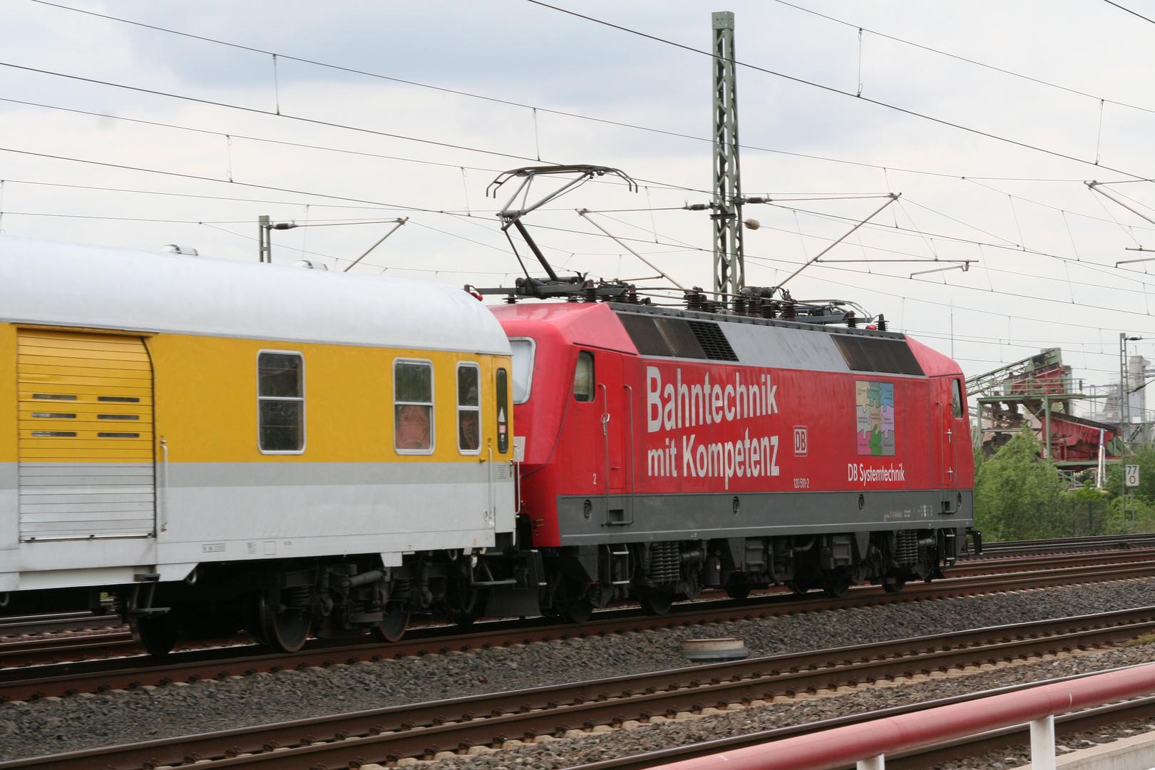 120 501-2 Bahntechnik mit Kompetenz