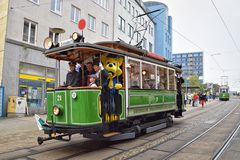 120 Jahre Plauener Straßenbahn