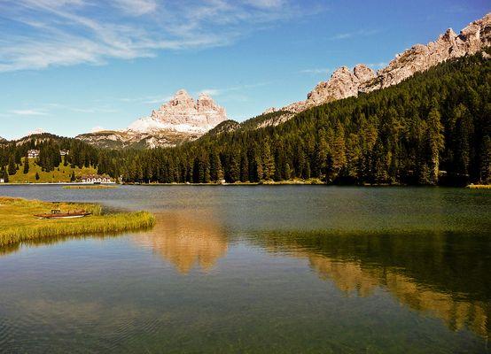 (123) Lago di Misurina
