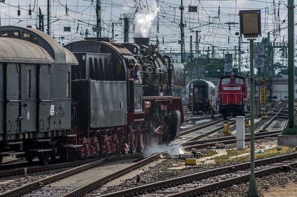 125-jähriges Jubiläum des Frankfurter Hauptbahnhofs