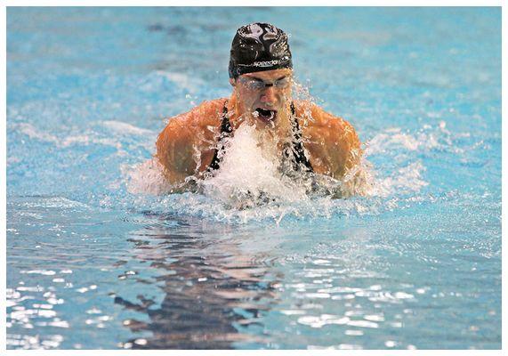 13. Internationales Schwimm-Meeting in Bozen (Südtirol)