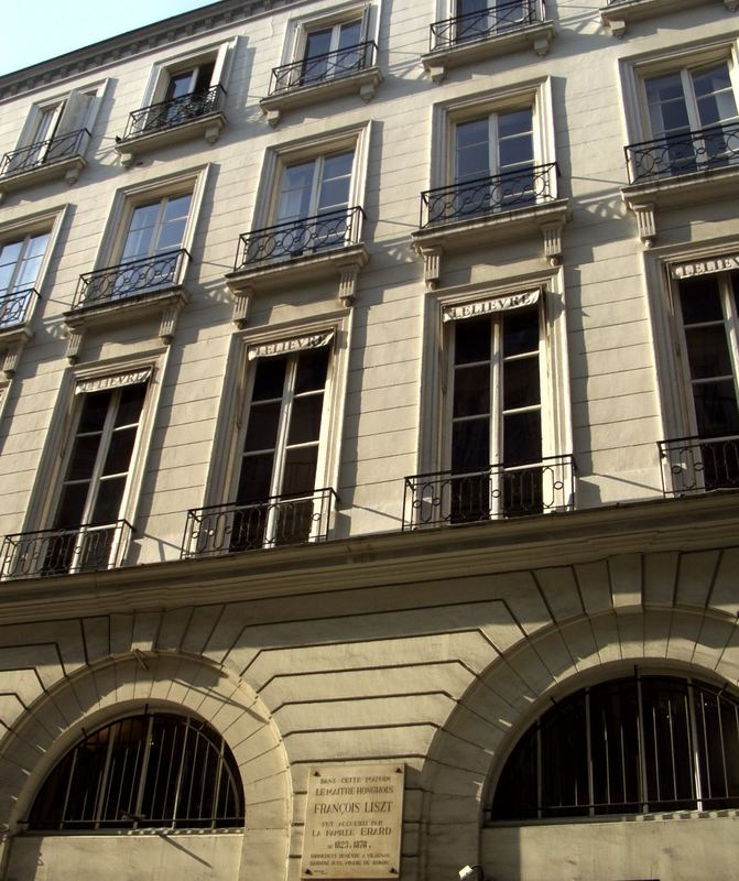 13 Rue du Mail (II. Bezirk)