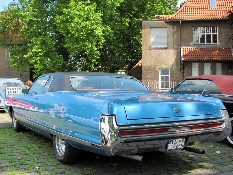 (13) V8 Amigos, Duisburg 31.05.20