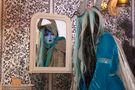 Blue Devil im Spiegel von fotoscho