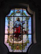 1/4 Die Kirche in Dobris - CZ