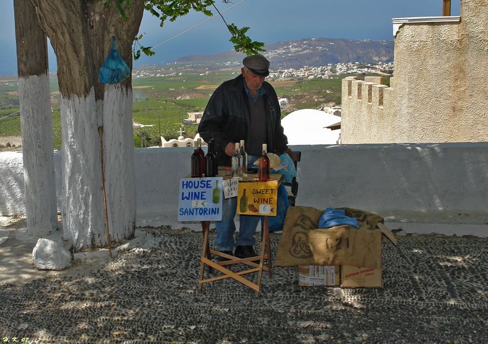 14. Impressionen Santorini