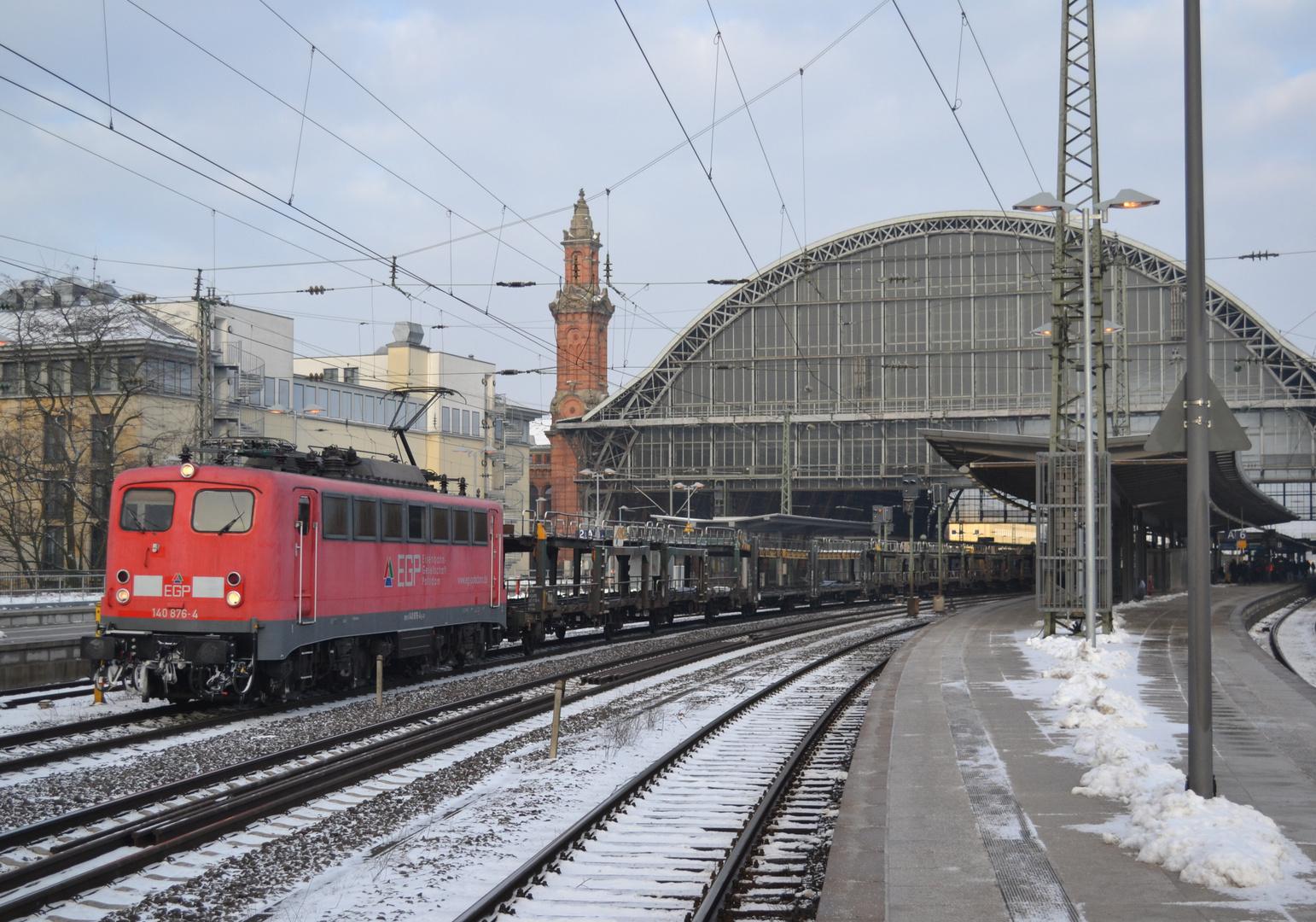 """140 876 """"EGP"""" in Bremen Hbf"""