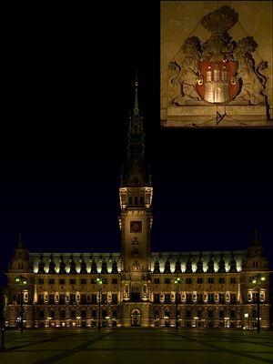 140 Megapixel Rathaus