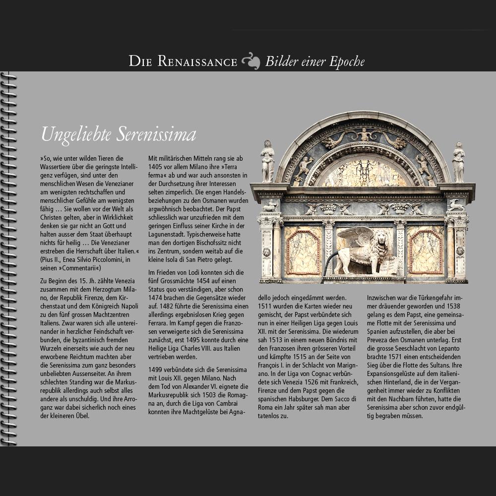 1405 • Ungeliebte Serenissima