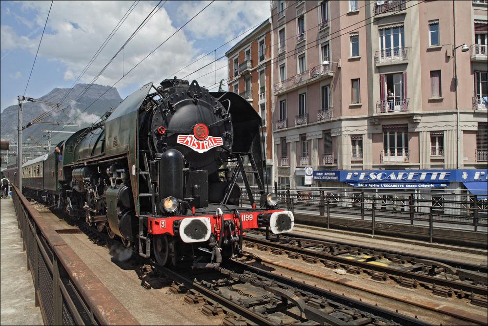 141 R Bahnhof Grenoble