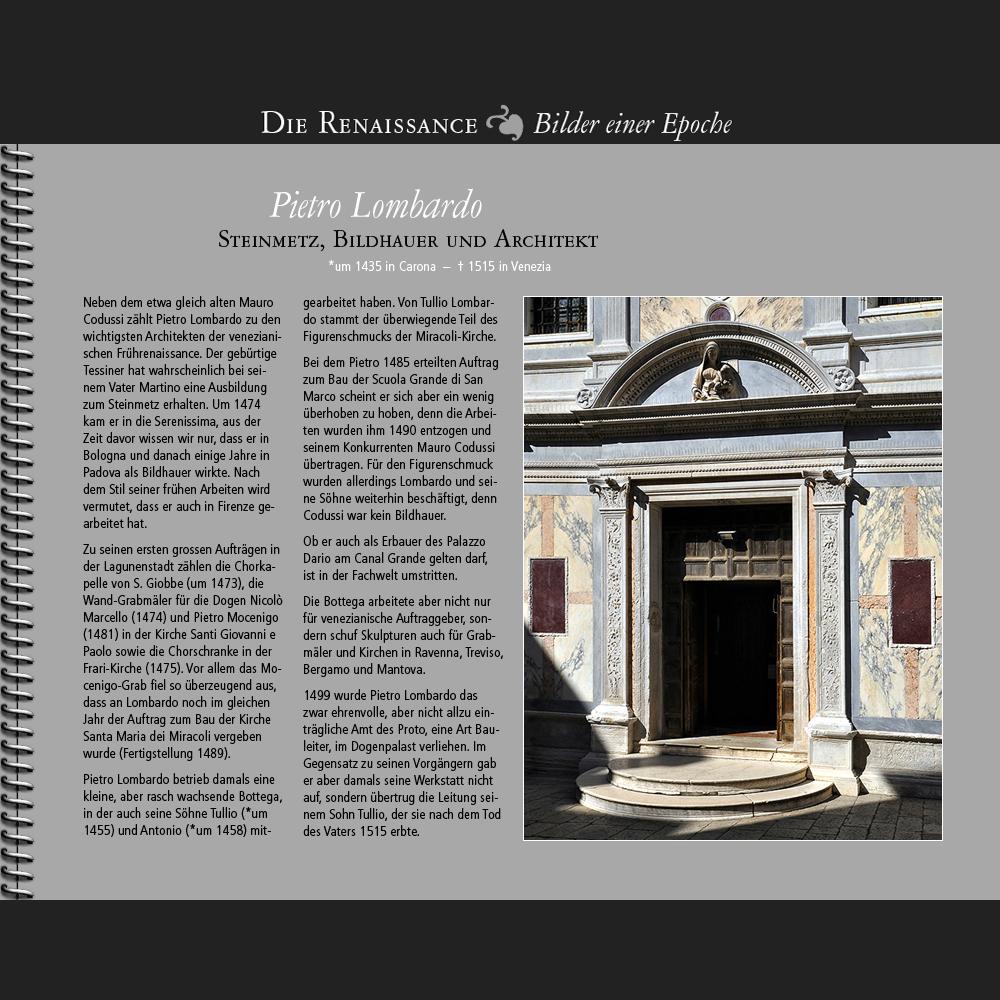 1435 • Pietro Lombardo
