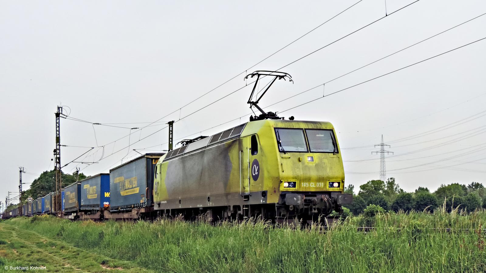 145 CL 031 Alpha Trains