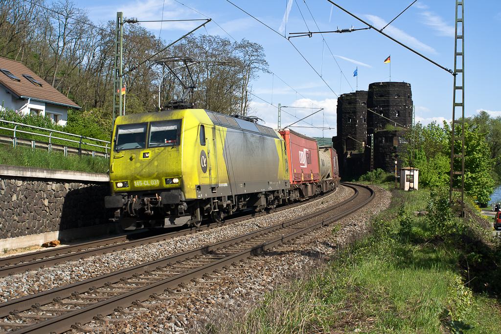 145-CL 031 in Erpel