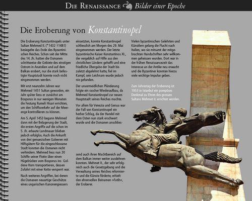 1453 • Die Eroberung Konstantinopels
