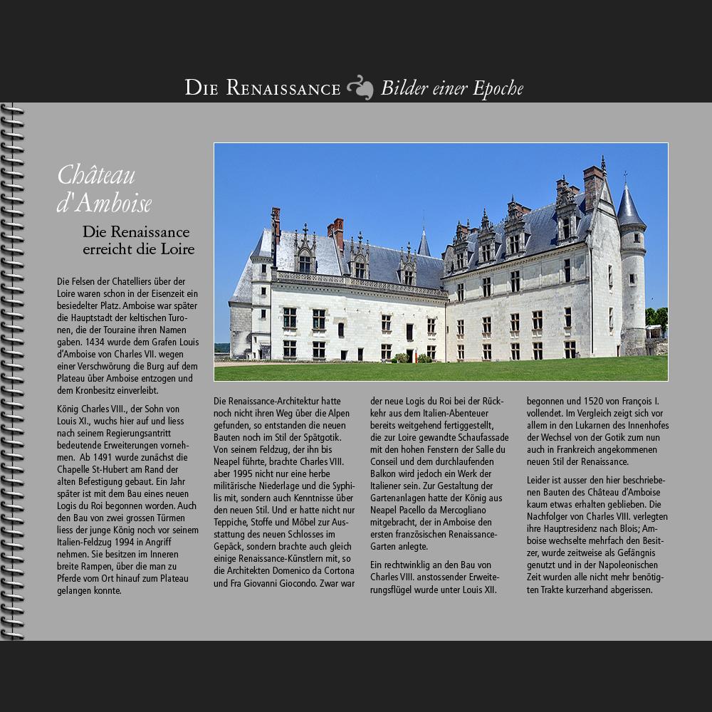 1492 • Château d'Amboise