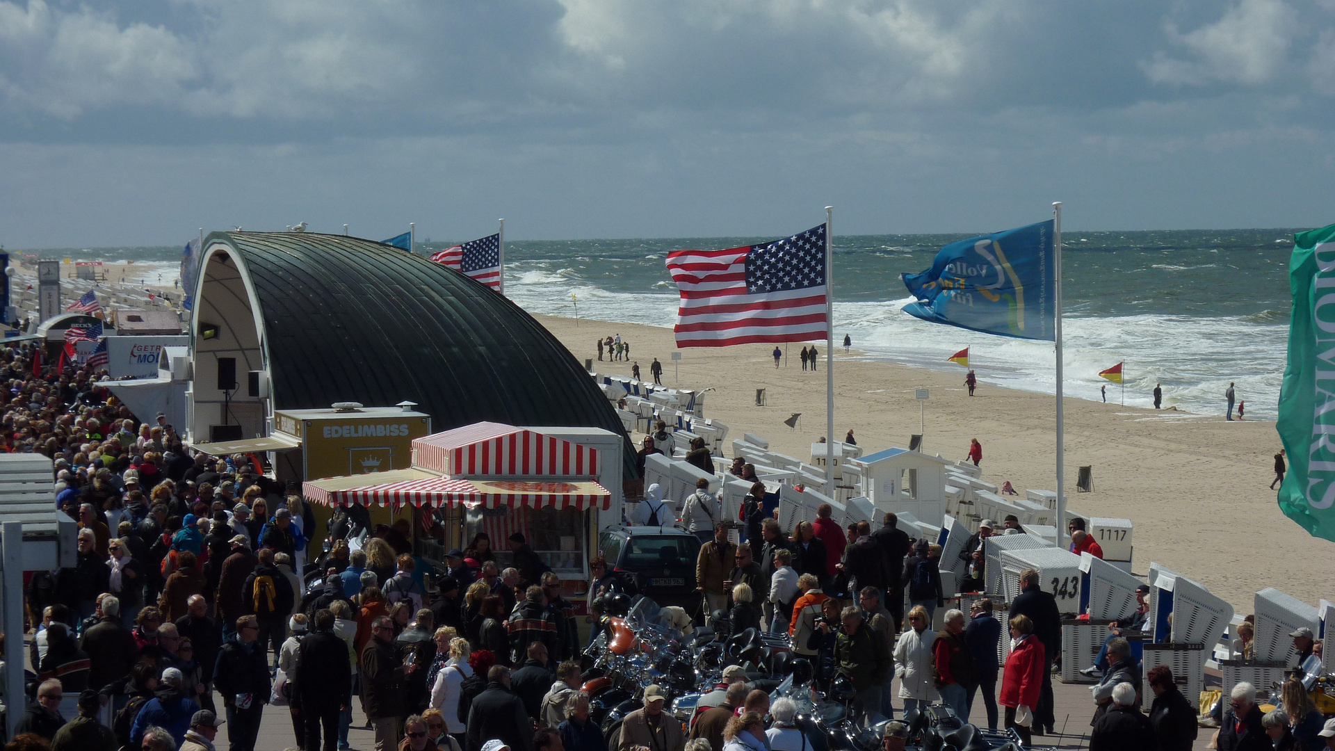 15. Harley Event Sylt 2012--2