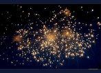 15 Minuten Feuerwerk...