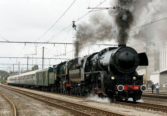 150 Jahre Eisenbahn in Luxemburg