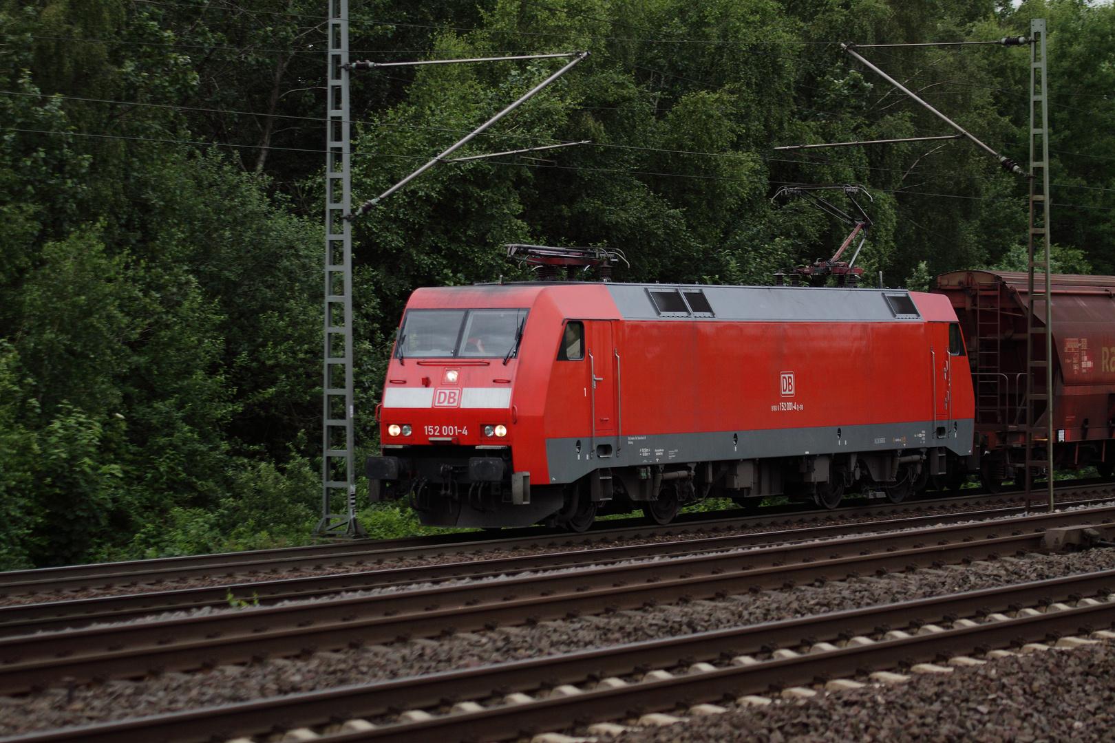 152 001 Hamburg-Tiefstack