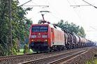 152 111-1 mit einem gem. Güterzug