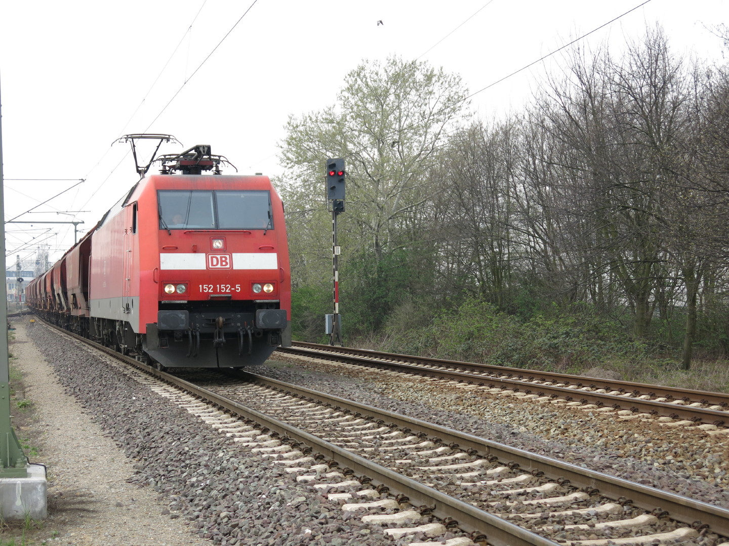 152 152 in Hamburg Hohe Schaar