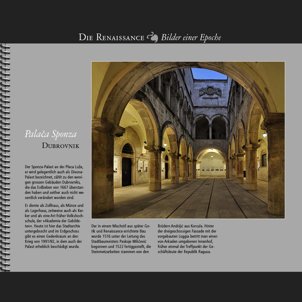 1522 • Dubrovnik   Palaca Sponza