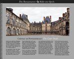 1528 • Château Fontainebleau – Die Cour Ovale