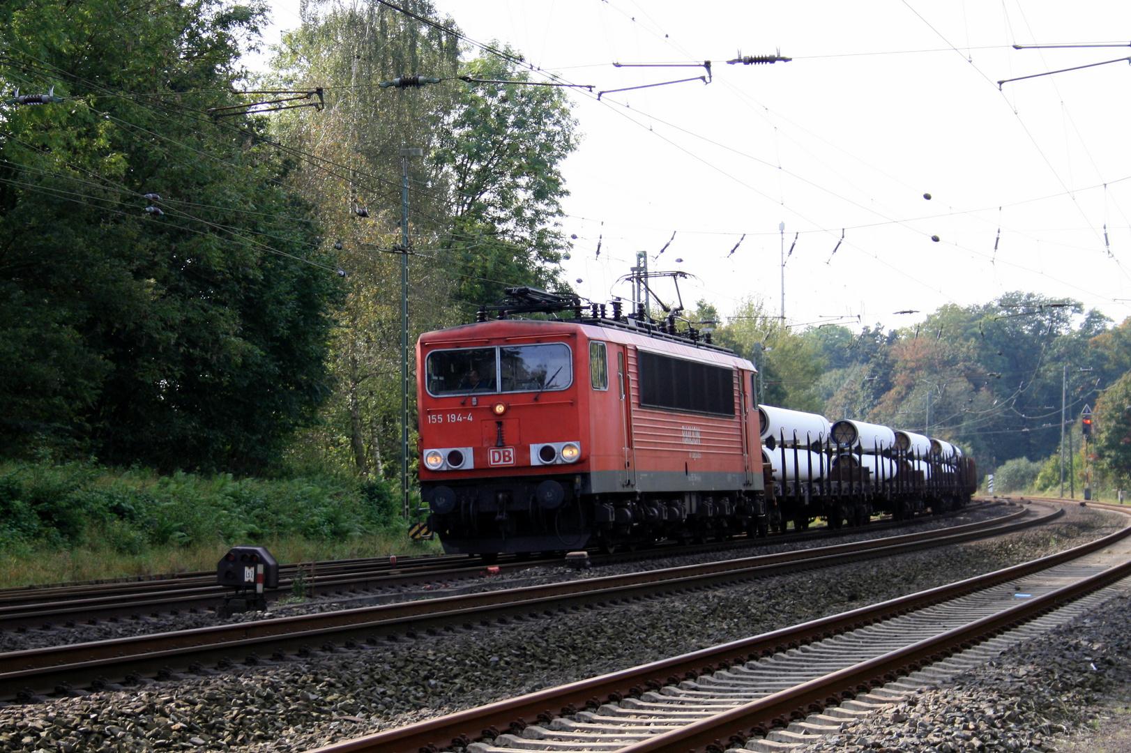 155 194 bei Hasbergen am 29.09.14