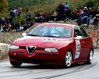 #155, Alfa Romeo 156, Pilota Curatolo Francesco