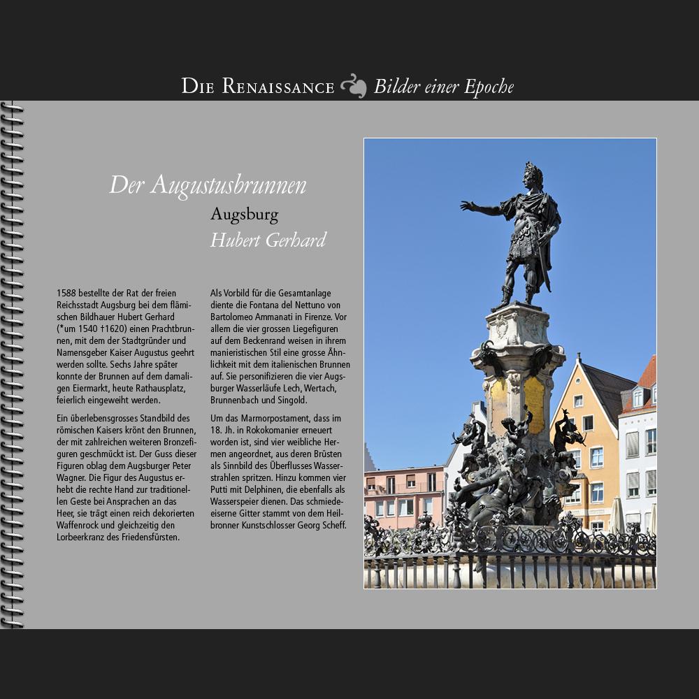 1588 • Augsburg   Augustus-Brunnen