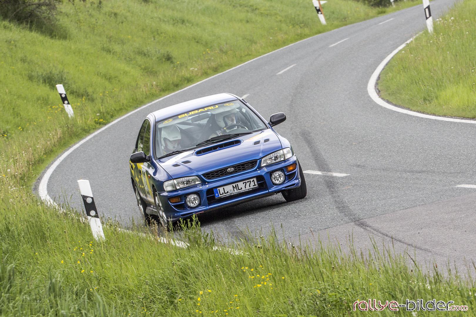 16. FTE Haßberg Rallye