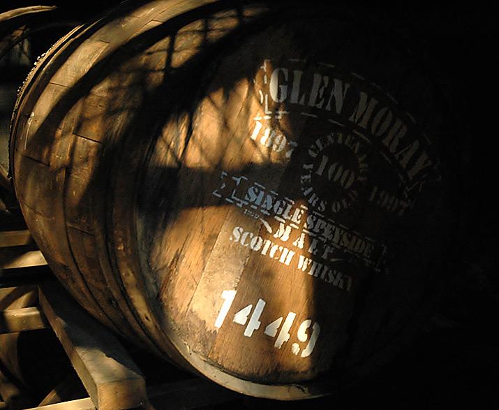16 Jahre Winterschlaf oder die Reifung des Whisky!