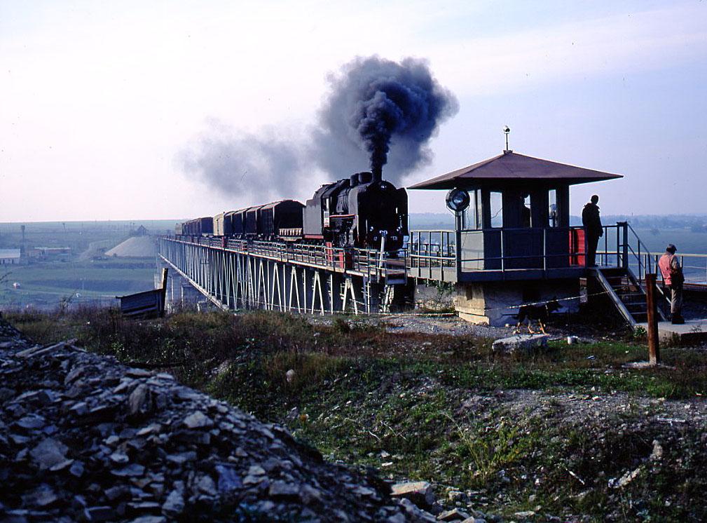 16 Okt 1994 Dnestr Brücke bei Kamenez Podolskiy