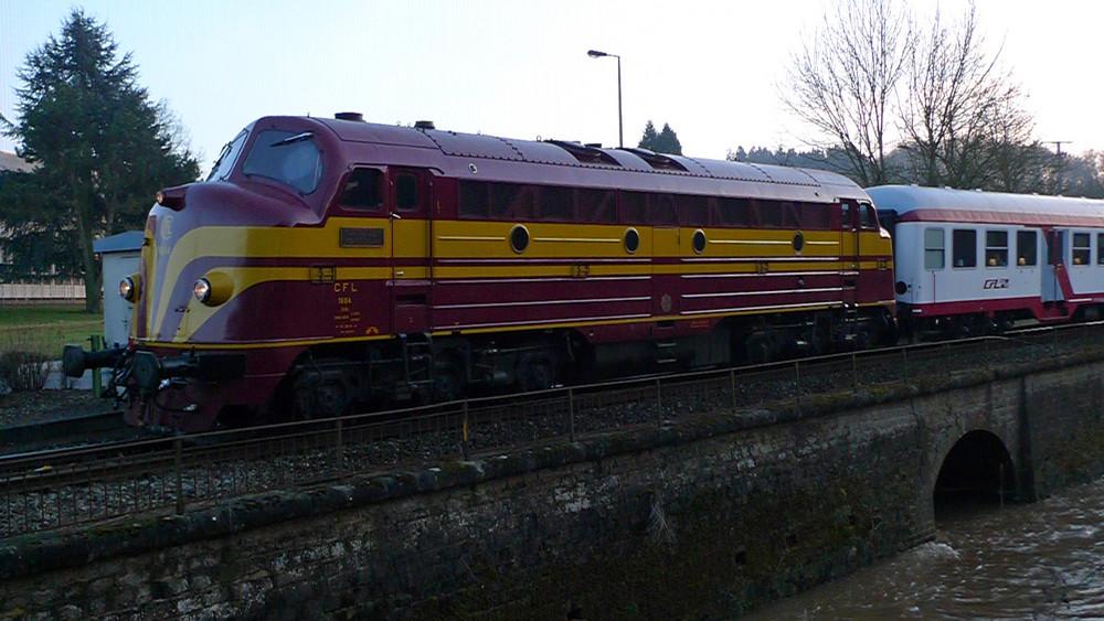 1604 (CFL) Einfahrt Colmar-Gare