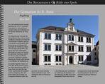1613 • Gymnasium bei St. Anna, Augsburg