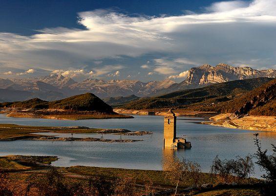 1641 lac de mediano en aragon