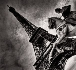 Parigi di Gianni Boradori