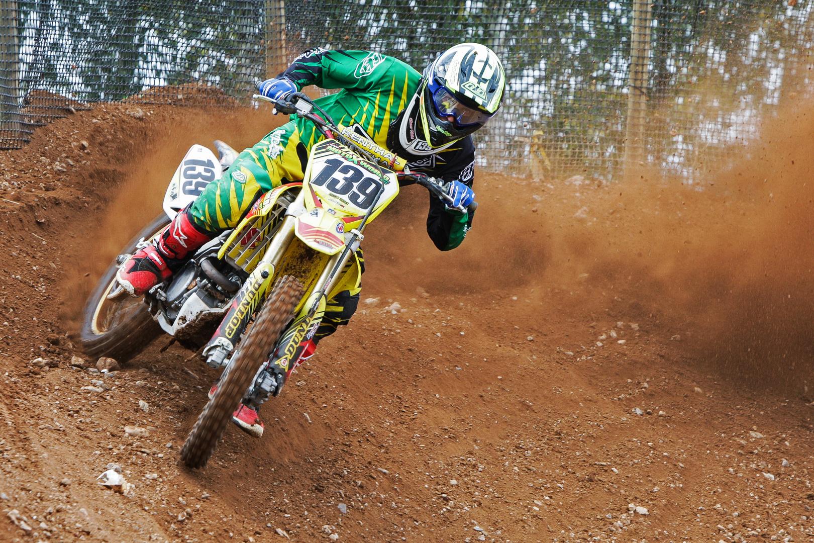 17. ADAC Moto-Cross Thurm