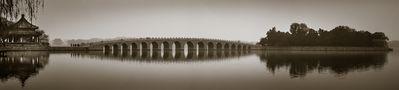 ~ 17-Bogen-Brücke ~ von Ralf Finke