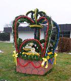 17. März 2013 Einweihung des Osterbrunnens der Landfrauen Worfelden